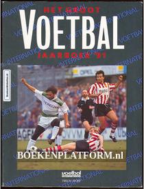 Het groot Voetbal jaarboek '91