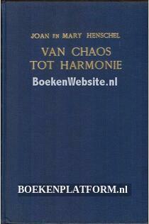Van chaos tot harmonie