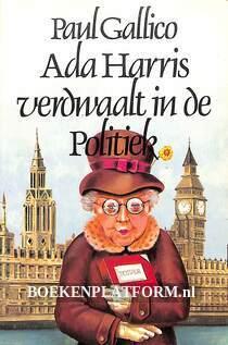 2014 Ada Harris verdwaalt in de politiek