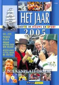 Het jaar 2005