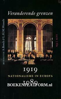 Veranderende grenzen, Nationalisme in Europa 1919-1989