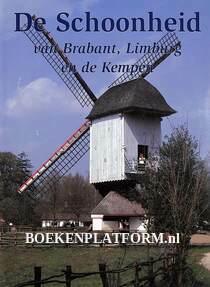 De schoonheid van Brabant, Limburg en de Kempen