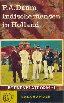 0146 Indische mensen in Holland