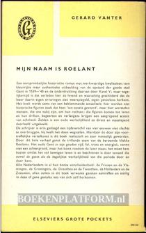 Mijn naam is Roelant