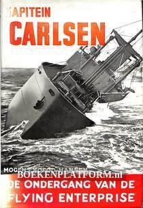 Kapitein Carlsen De ondergang van de Flying Enterprise