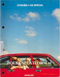Citroen GS Special 1980