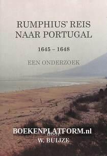 Georg Everhard Rumphius reis naar Portugal 1645-1648