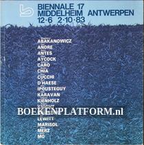 Biennale 17 Middelheim Antwerpen 1983