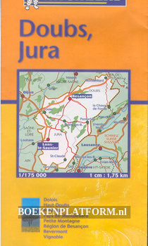 Michelin 321 Doubs, Jura