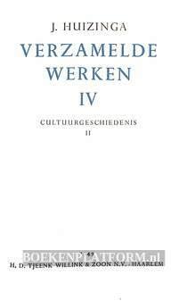 Verzamelde werken IV J.Huizinga