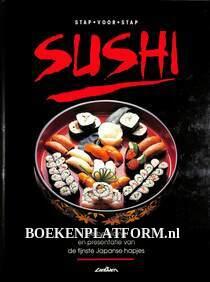 Stap voor stap Sushi