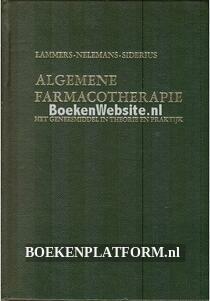 Algemene Farmacotherapie
