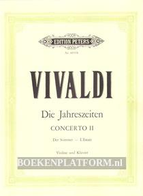 Die Jahreszeiten Concerto II