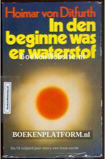 In den beginne was er waterstof