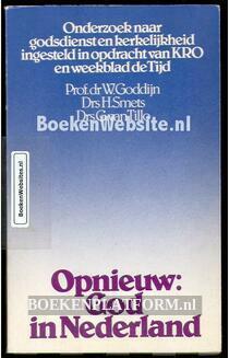 Opnieuw: God in Nederland
