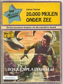 Top Illustrated Classics, 20.000 mijlen onder zee