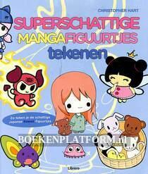 Superschattige Mangafiguurtjes tekenen