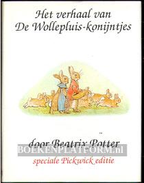 Het verhaal van de Wollepluis-konijntjes