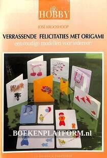 Verrassende felicitaties met Origami