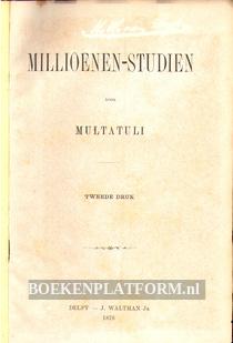 Millioenen studiën