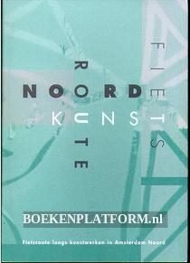 Fietsroute langs kunstwerken in Amsterdam-Noord