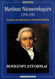 Matinus Nieuwenhuyzen 1759-1793