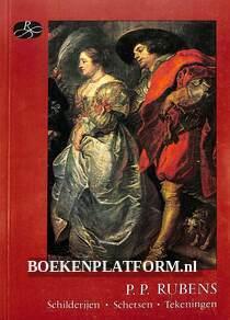 P.P. Rubens Schilderijen, Olieverfschetsen, Tekeningen