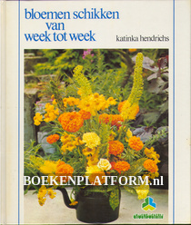 Bloemen schikken van week tot week
