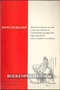 Marius Bauer, brieven en schetsen