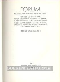 Forum Jaargang IV 1935