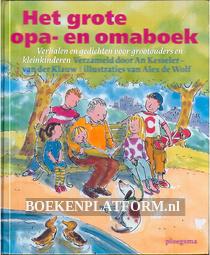 Het grote opa- en omaboek