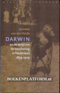 Darwin en de strijd om de beschaving in Nederland