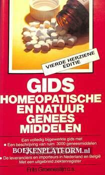 Gids homeopatische en natuurgeneesmiddelen