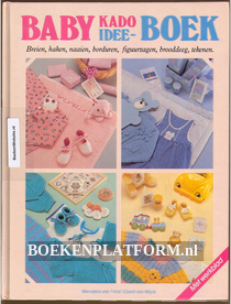 Baby kado-idee boek
