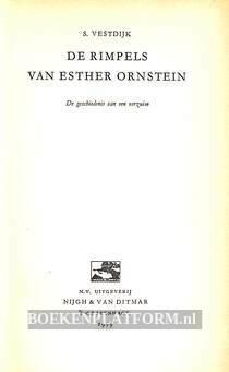 De rimpels van Esther Ornstein