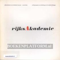Rijksakademie van beeldende kunsten Amsterdam