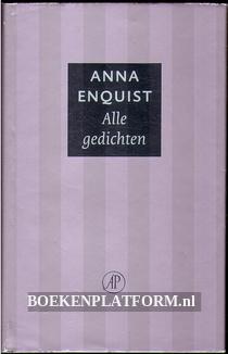 Alle gedichten Anna Enquist