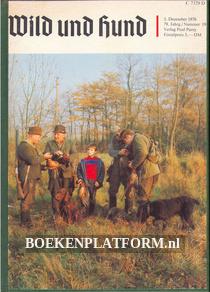 Wild und Hund 1976