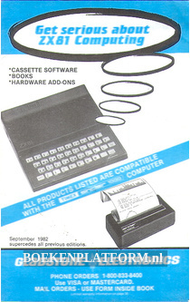 Get serious about ZX81Computing