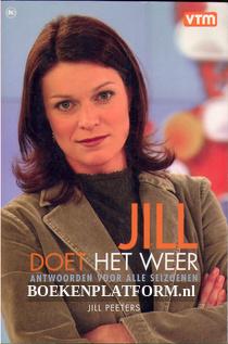 Jill doet het Weer