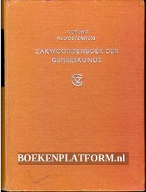 Zakwoorden-boek der Geneeskunde