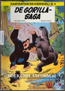 Ramtamtam en Kierikieli, De Gorilla-Saga