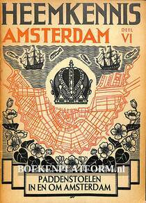 Paddenstoelen in en om Amsterdam
