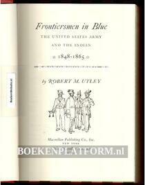 Frontiersman in Blue