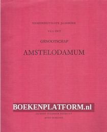 Amstelodamum 1972