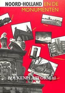 Noord-Holland en de monumenten