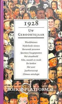 1928 Uw geboortejaar