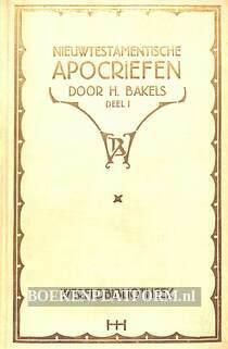 Nieuw testamentische Apocriefen I