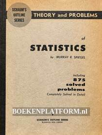 Theory and Problems of Statistics