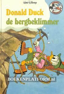 Donald Duck de bergbeklimmer